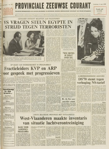 Provinciale Zeeuwse Courant 1972-09-14