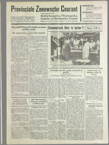 Provinciale Zeeuwse Courant 1940-07-11