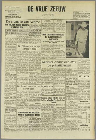 de Vrije Zeeuw 1964-05-29