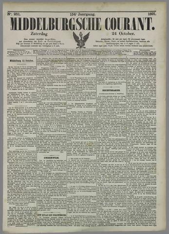 Middelburgsche Courant 1891-10-24