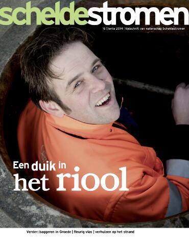 Scheldestromen/de Waterwerker 2014-03-01