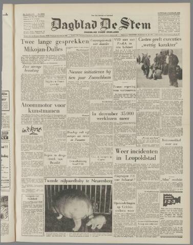 de Stem 1959-01-17
