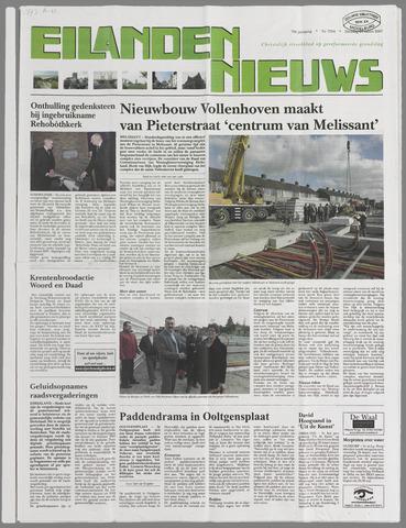 Eilanden-nieuws. Christelijk streekblad op gereformeerde grondslag 2007-03-27