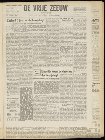 de Vrije Zeeuw 1950-05-05