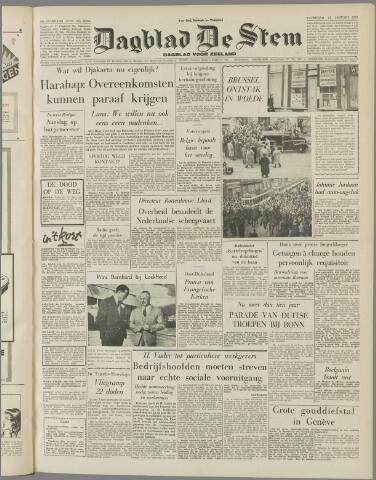 de Stem 1956-01-21