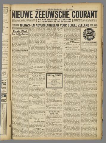 Nieuwe Zeeuwsche Courant 1924-01-26