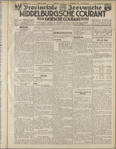 Middelburgsche Courant 1934-12-18