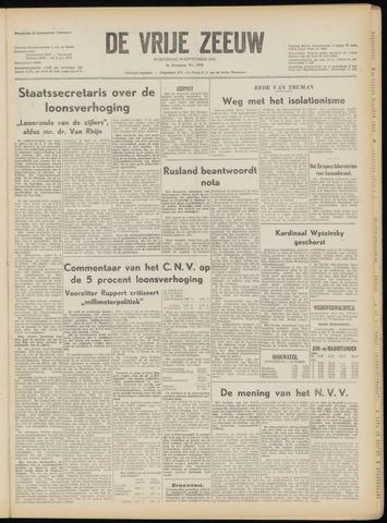 de Vrije Zeeuw 1953-09-30