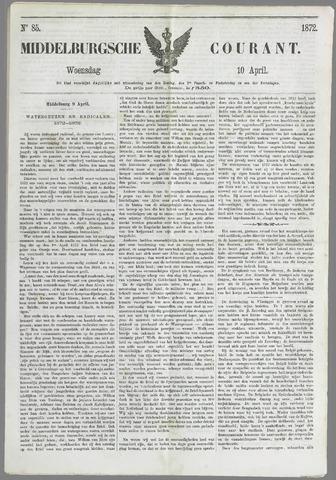 Middelburgsche Courant 1872-04-10