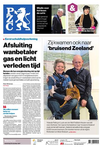 Provinciale Zeeuwse Courant 2017-11-23