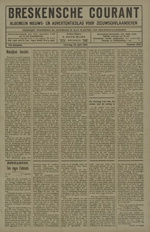 Breskensche Courant 1923-04-28