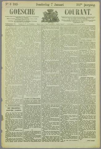 Goessche Courant 1915-01-07