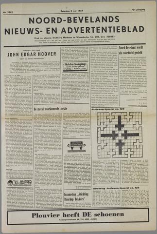 Noord-Bevelands Nieuws- en advertentieblad 1969-05-03
