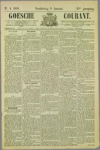Goessche Courant 1908-01-09