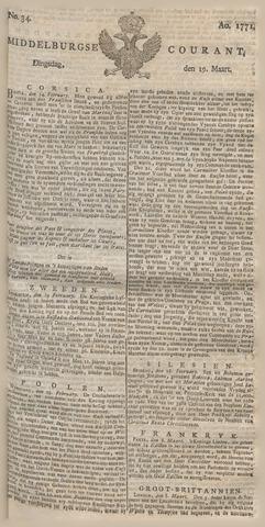 Middelburgsche Courant 1771-03-19