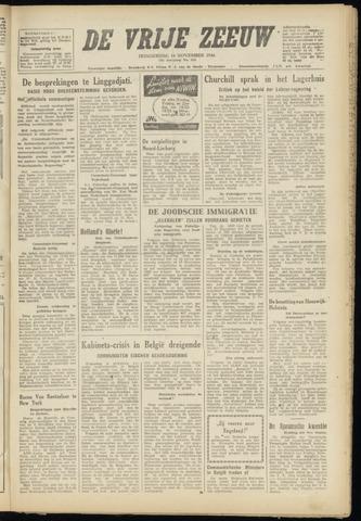 de Vrije Zeeuw 1946-11-14