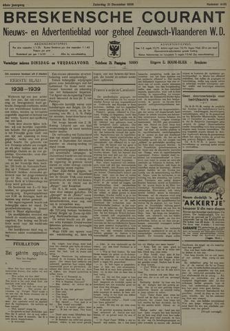 Breskensche Courant 1938-12-31