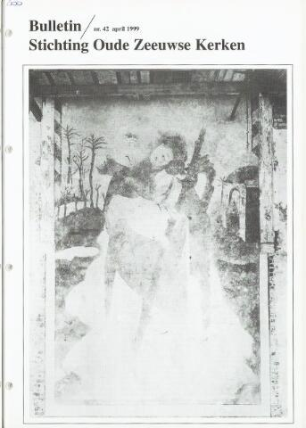 Bulletin Stichting Oude Zeeuwse kerken 1999