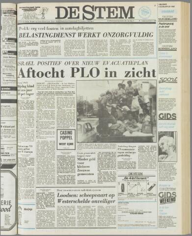 de Stem 1982-08-06