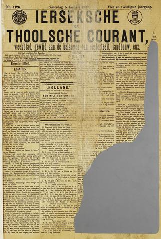 Ierseksche en Thoolsche Courant 1907