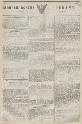 Middelburgsche Courant 1851-03-22