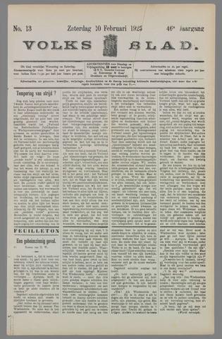 Volksblad 1923-02-10
