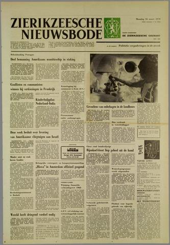 Zierikzeesche Nieuwsbode 1970-03-16