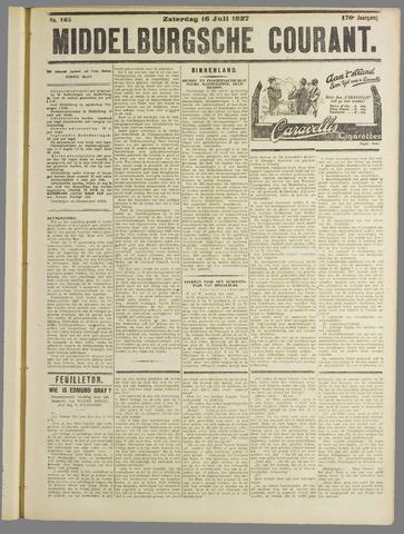 Middelburgsche Courant 1927-07-16