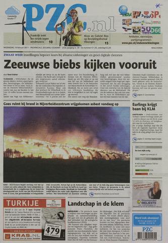 Provinciale Zeeuwse Courant 2011-02-16