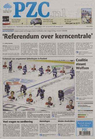 Provinciale Zeeuwse Courant 2011-09-09