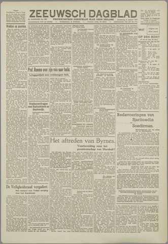Zeeuwsch Dagblad 1947-01-09