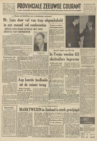 Provinciale Zeeuwse Courant 1959-12-05