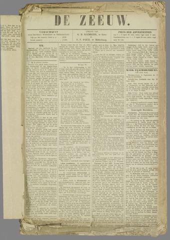 De Zeeuw. Christelijk-historisch nieuwsblad voor Zeeland 1891-06-10