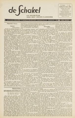De Schakel 1964-03-20