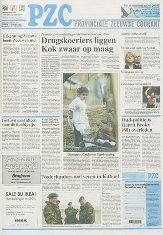 Provinciale Zeeuwse Courant 2002-01-12