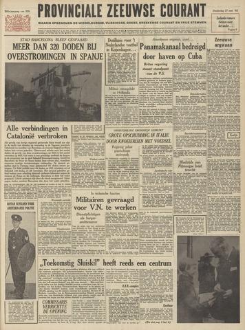 Provinciale Zeeuwse Courant 1962-09-27