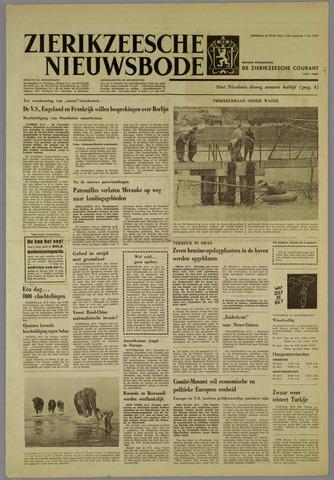 Zierikzeesche Nieuwsbode 1962-06-26