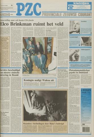 Provinciale Zeeuwse Courant 1994-08-17
