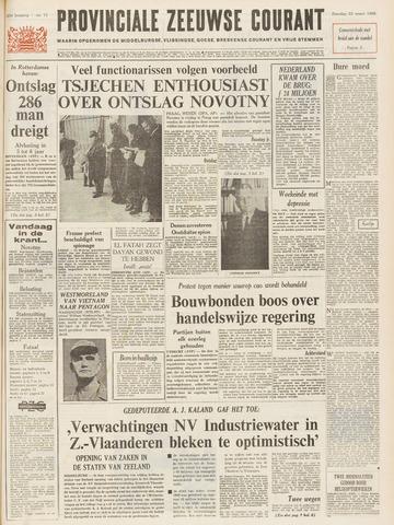 Provinciale Zeeuwse Courant 1968-03-23