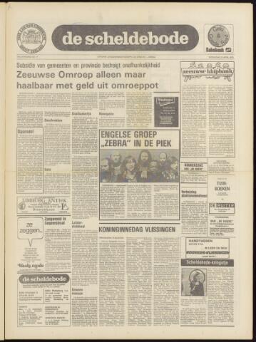 Scheldebode 1975-04-24