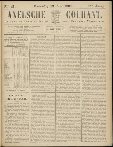Axelsche Courant 1901-06-19