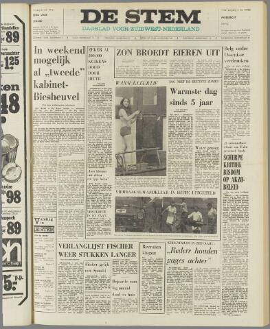 de Stem 1972-07-21