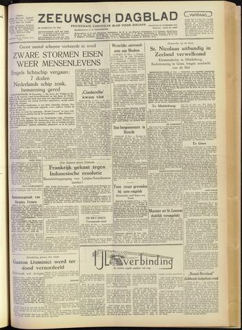 Zeeuwsch Dagblad 1954-11-29