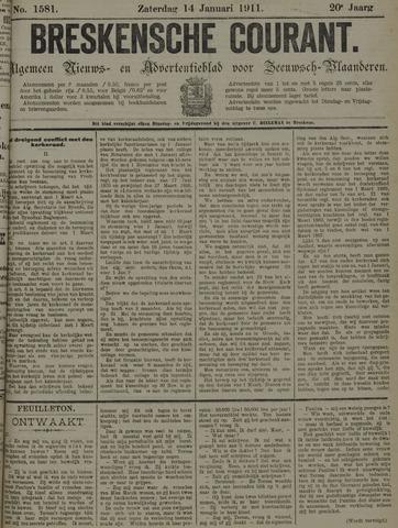 Breskensche Courant 1911-01-14