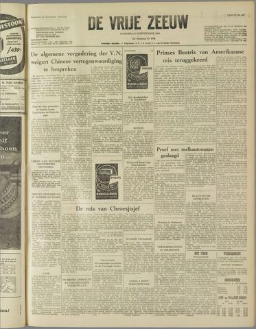 de Vrije Zeeuw 1959-09-23