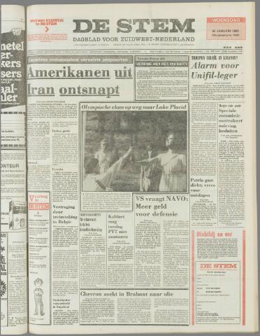 de Stem 1980-01-30