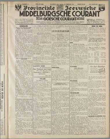 Middelburgsche Courant 1935-02-25