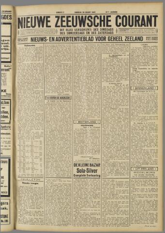 Nieuwe Zeeuwsche Courant 1932-03-29