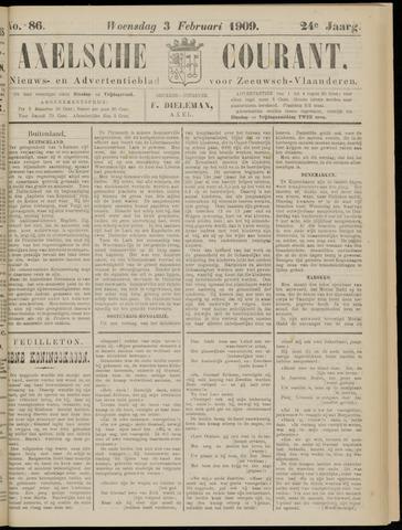 Axelsche Courant 1909-02-03
