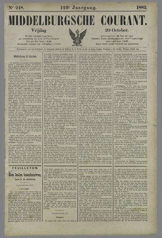 Middelburgsche Courant 1882-10-20